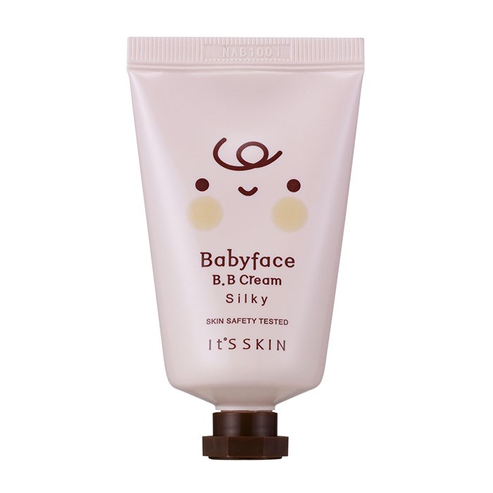 It's Skin Babyface B.B Cream 02 Silky