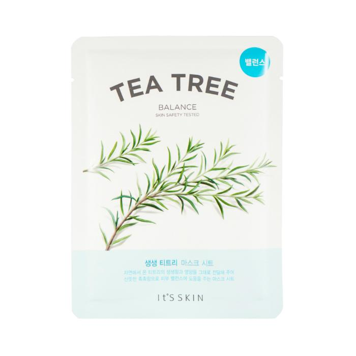 It's Skin The Fresh Tea Tree Mask Sheet