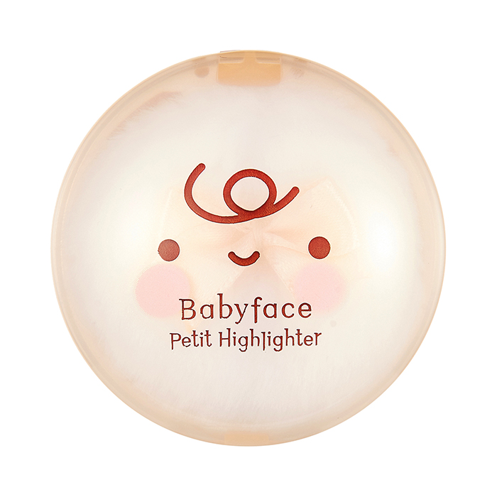 It's Skin Babyface Petit Highlighter 02 Gold Satin