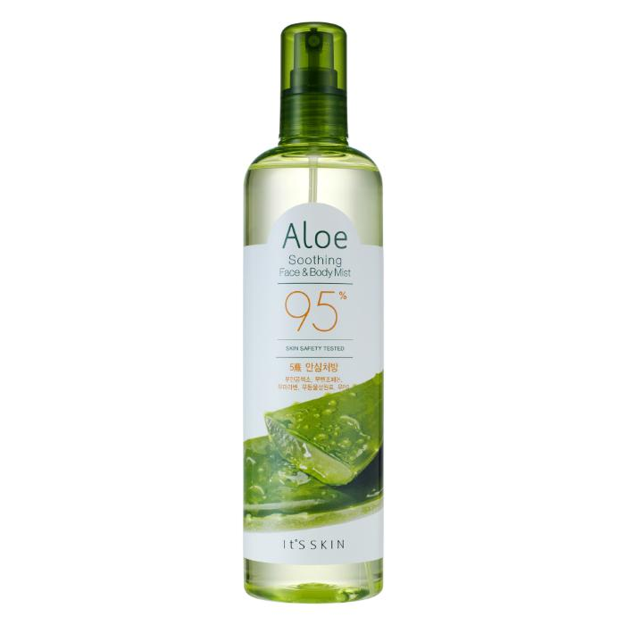 It's Skin Aloe Soothing Face & Body Mist 95%