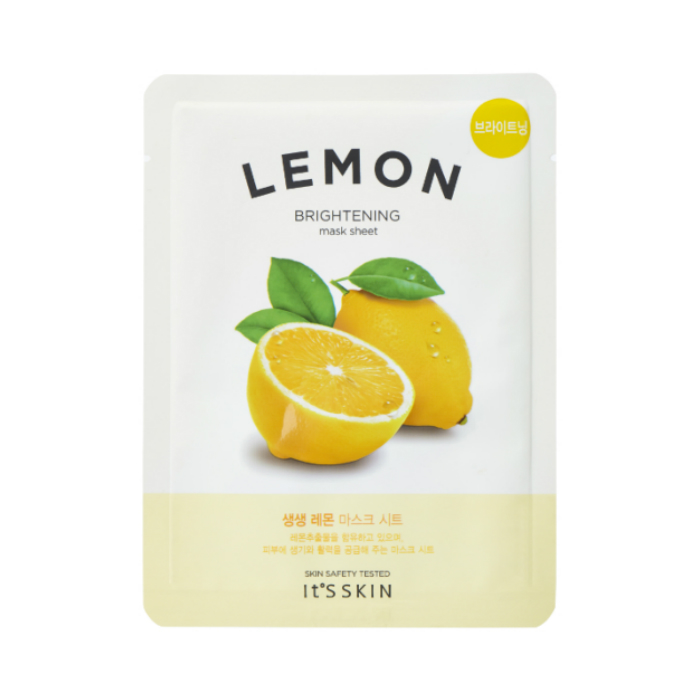 It's Skin The Fresh Mask Lemon