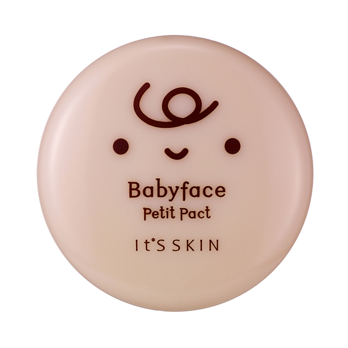 It's Skin Babyface Petit Pact 02 Natural Beige