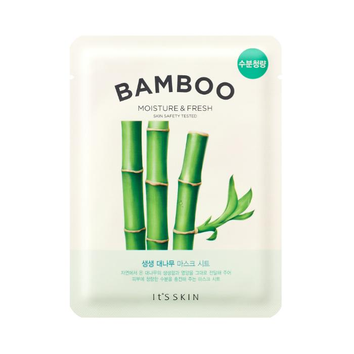It's Skin The Fresh Bamboo Mask Sheet